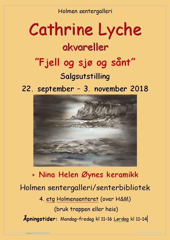 Invitasjon Holmen 2018
